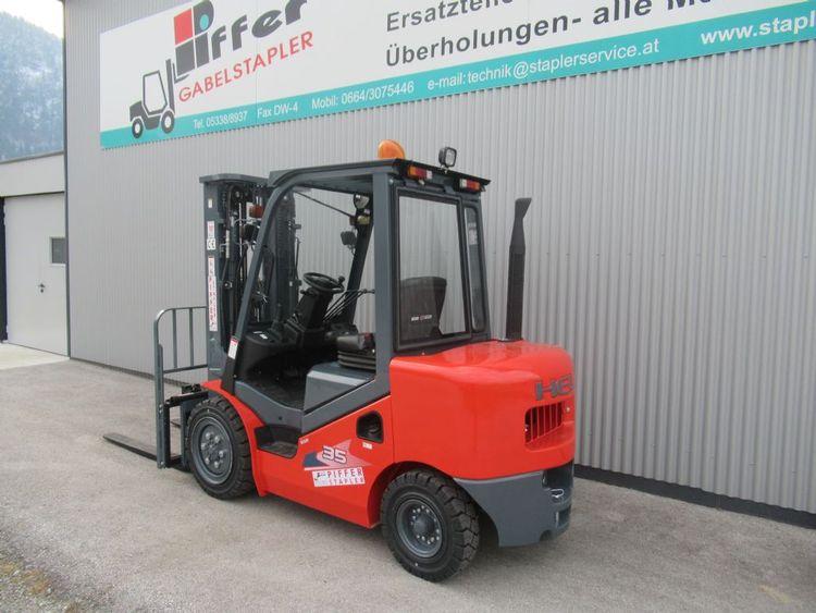 Heli CPCD35 H3 3500 kg