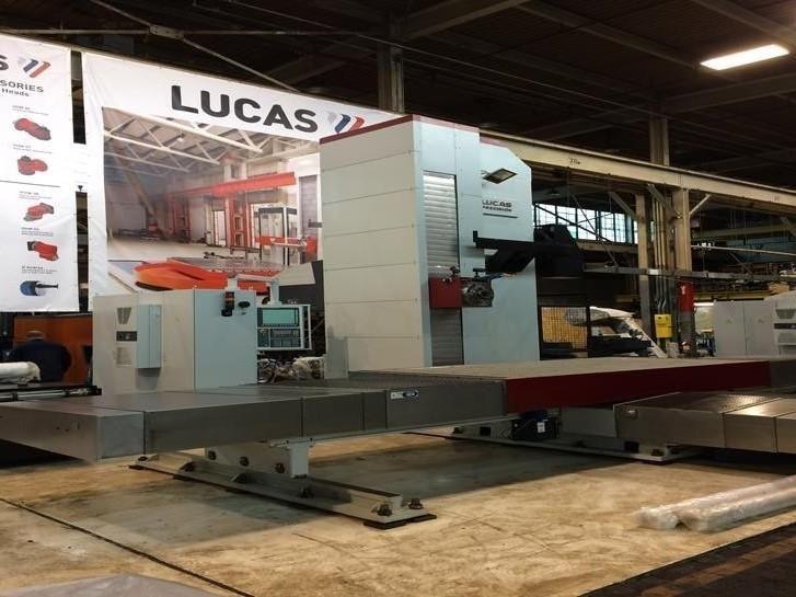 Lucas 40T1210 130 mm 3000 rpm