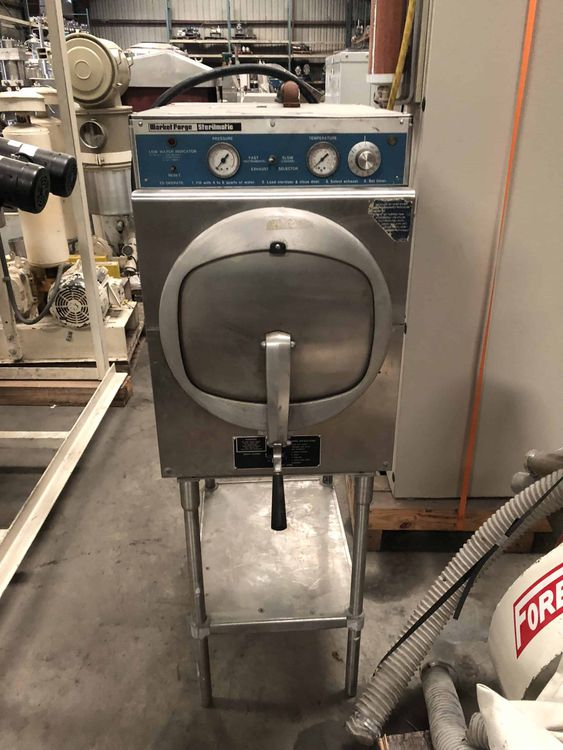 Market Forge STM-E, STAINLESS STEEL AUTOCLAVE