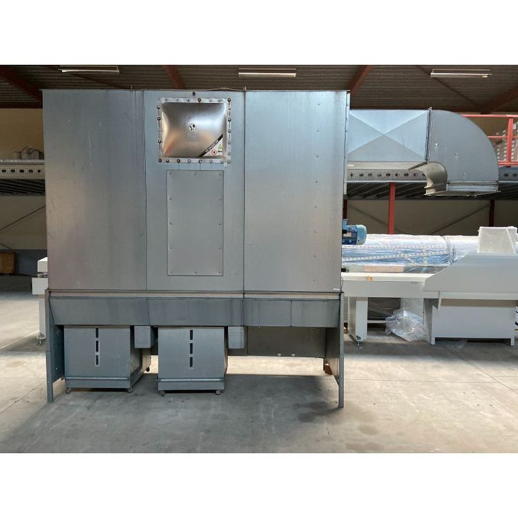 Jepair SZHR 300, Stationary extraction unit