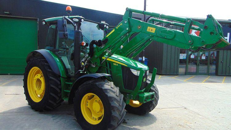 John Deere 5115R Tractor
