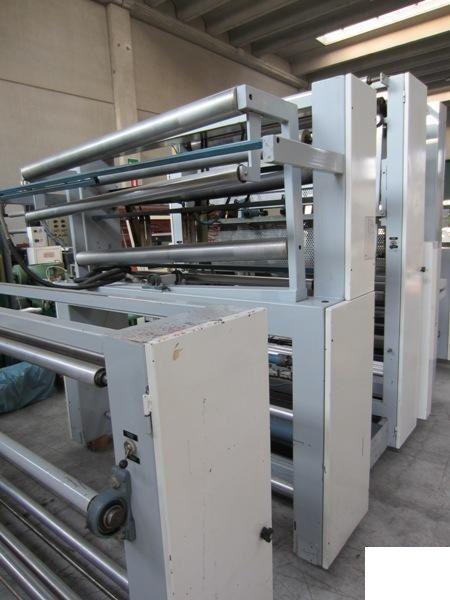 Mobert ROLLER 110 Bag making machine Garbage bags