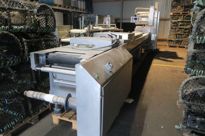 Tetra Laval Food Tiromat 660 Thermoforming Machine