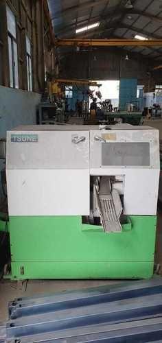 Circular Saw Cutting Machine Semi Automatic