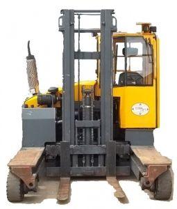 FOUR-TRAILER Forklift 5000 kg