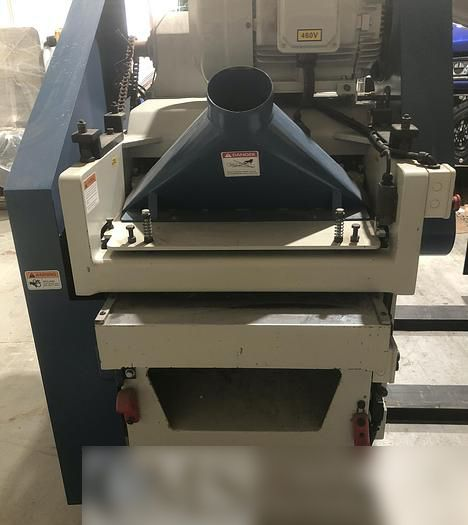 Cantek GT-635RD, Double Side Planer