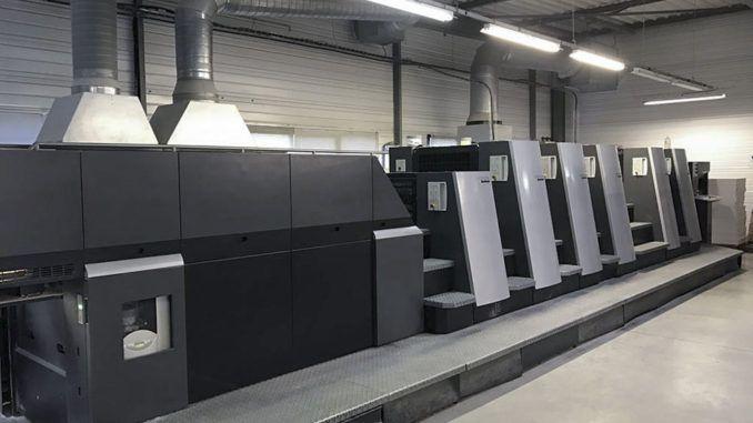 Heidelberg XL75-5P+LX2 20 x 29 inch