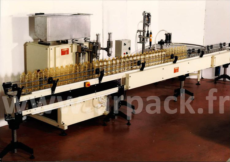Other Vegetal oil bottling line