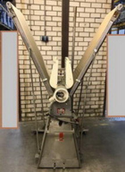 Rollfix A3 - 630 doughsheeter