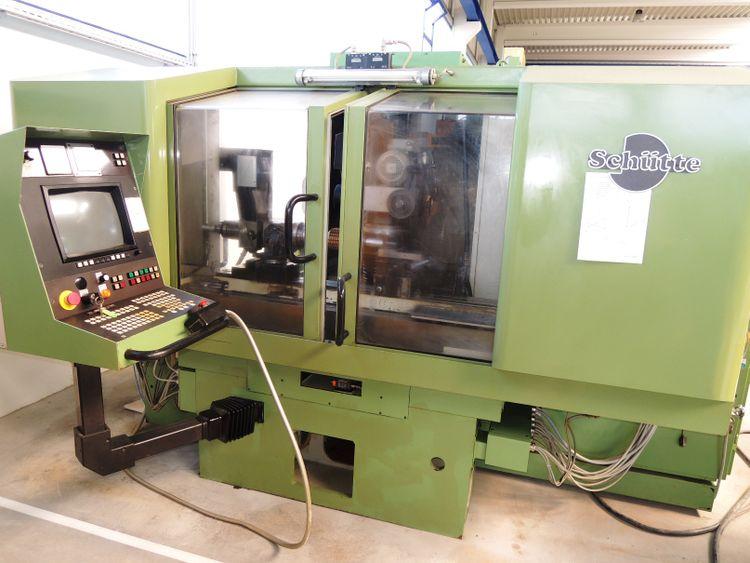 Schutte WU 750 CNC 6