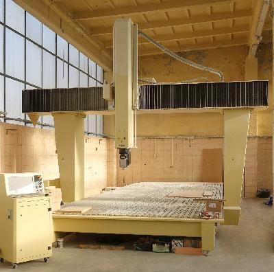 Kimla CNC GATE MILLING MACHINE KIMLA 4080 5 AXIS Variable