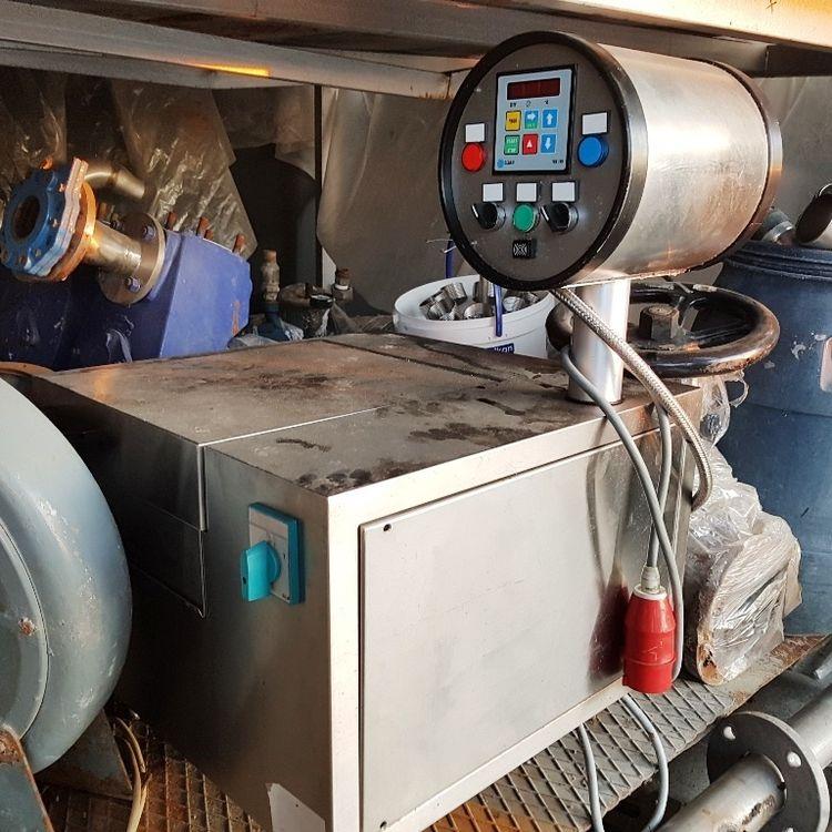 Beaker (Tube) Dyeing Machine