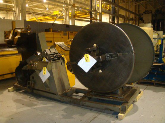 40-12, Double End Reel And Minster 4000 Lb.