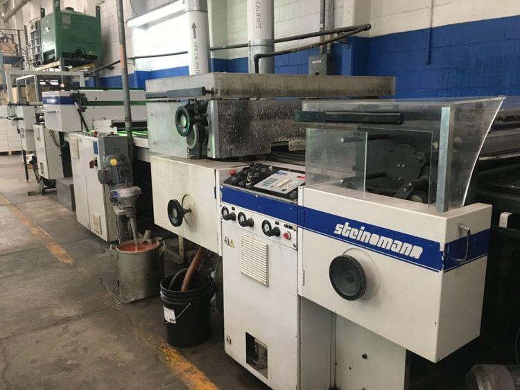 Steinemann COLIBRI 72 CMS Coating machine