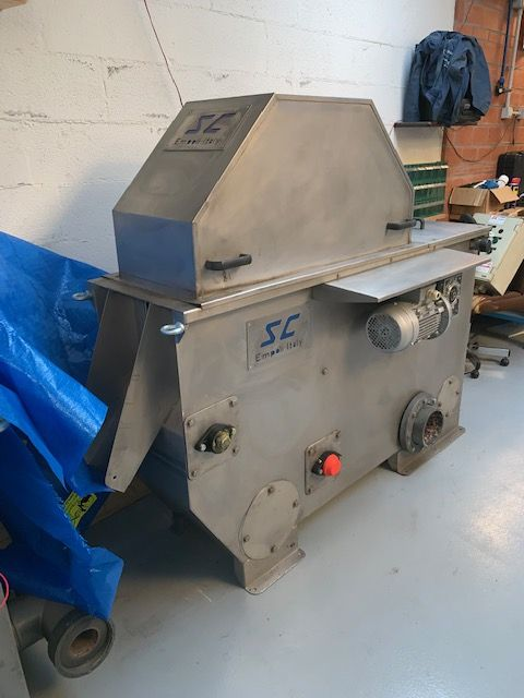 SC Microfilter Tannery Machine