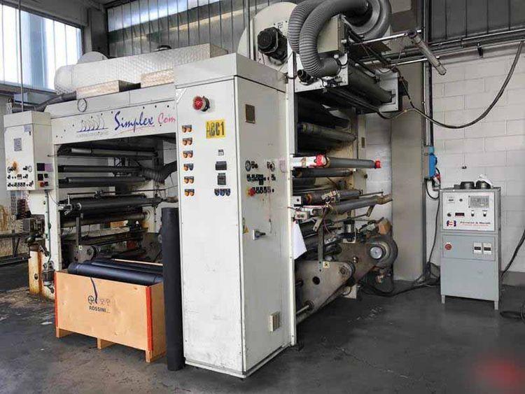 Nordmeccanica SIMPLEX COMBI Laminator / coating machine Solvent based