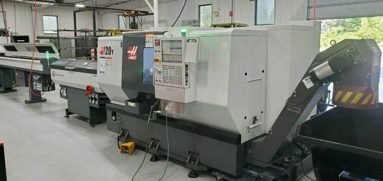 Haas 4,000 rpm ST-20Y 3