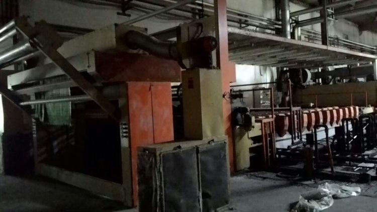 Zimmer 2001 320 cm Rotasyon Baskı Makinesi