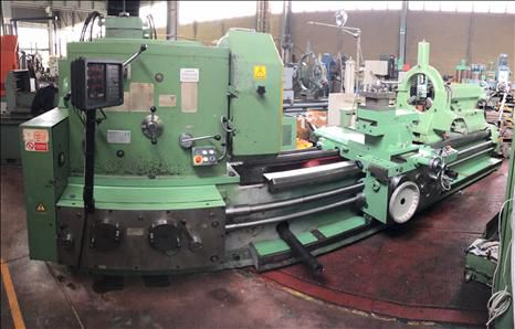 Parallel lathe Variable RT 117-3 STANITALIANA