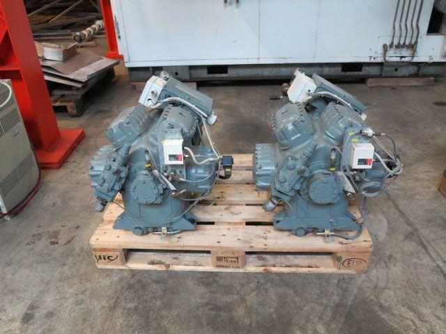 3 DWM Copeland D8SH1-500X-BWM/D 100 kW