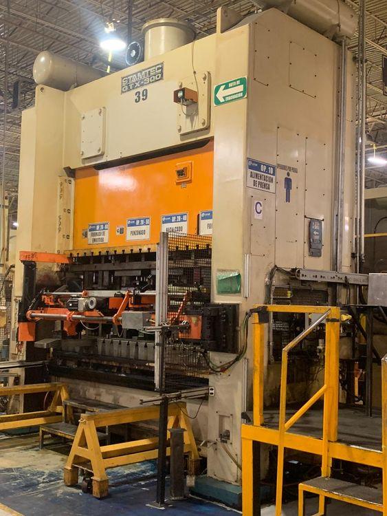 Stamtec Stamtec Press 300 Ton