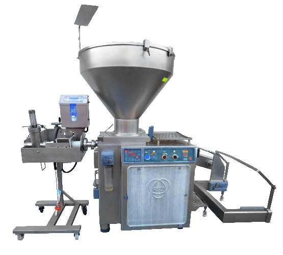 Risco RS 5001 FL Vacuum Filler with bin lifter