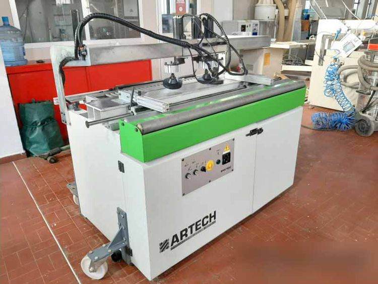 Biesse ARTECH F 39 N, Automatic multiple boring machine