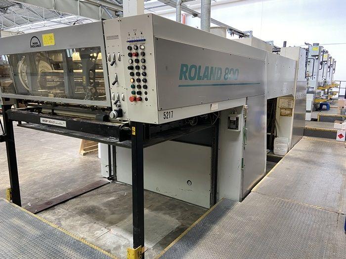 MAN Roland R 806-7+LE 6 1100x1600