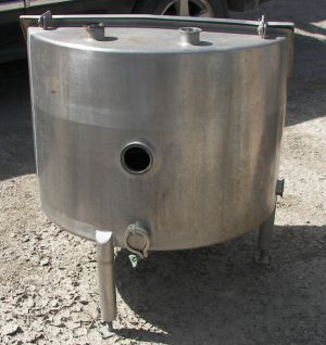 Others Stainless Steel Balance Tank 66 Gallon