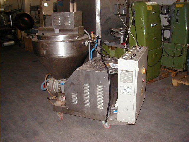 Euromec 66 PRD Filling Pump