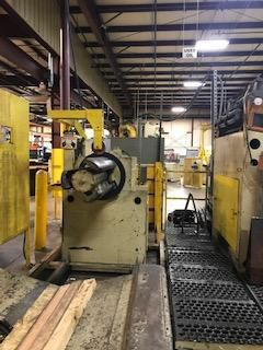 Coil Feed Lines 15000 pounds