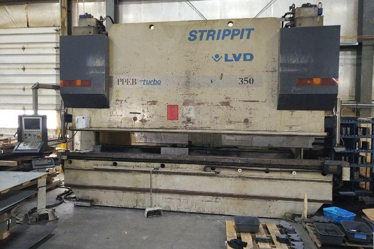 LVD, Strippit PPEB 350 BH 15 Max.  350 Ton