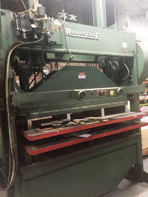 Rousselle 10SS80 SSDC PRESS 100 Ton