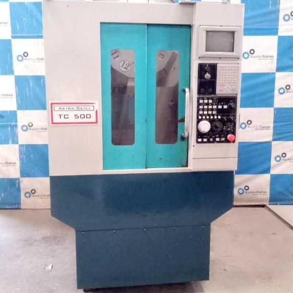 Akira Seiki TC-500 3 Axis