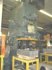 Niagara 250 A/C PRESS 250 Ton