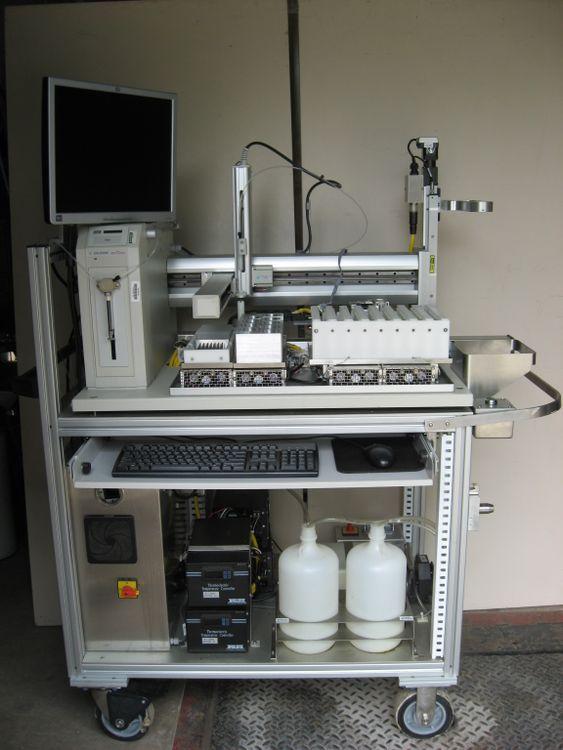 Gilson 215 Liquid Handler/Protein Digestion System