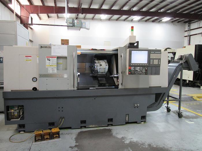 Okuma CNC Control 30000 RPM L400E 2 Axis
