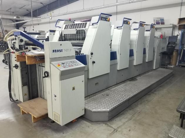Sheet-fed Printing Presses, Complete Bindery, CTP Systems, Support & More