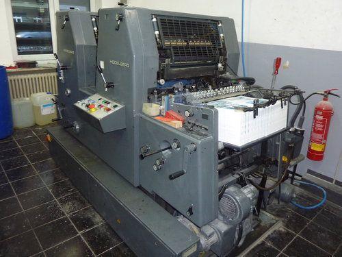 Heidelberg GTOZ 52 360x520 mm