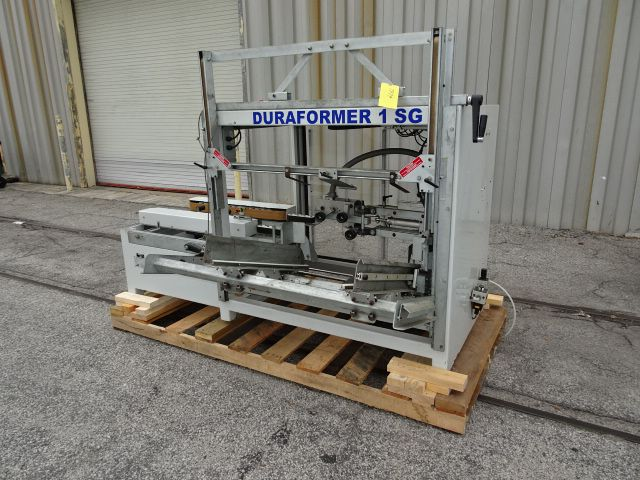 Durable Duraformer 1 SG CASE ERECTOR / TAPER