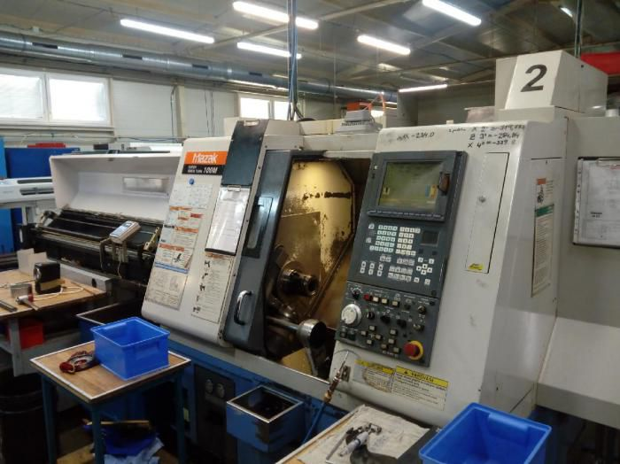 Mazak cnc control Variable SQT100M