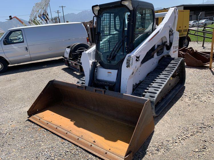 Bobcat T750 TRACK SKID STEER LOADER
