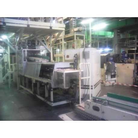 Harro Hofliger KM 250-S2 cartoning machine