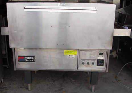 Middleby PS314 Gas Conveyor Oven