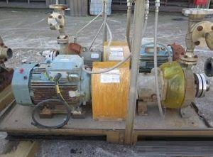 2 durco MK3-2K3X1.5-10A Centrifugal Pump