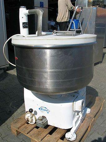 Diosna SP 120 Lifting mixer