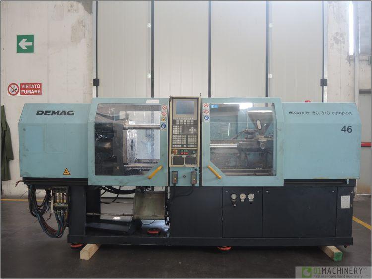 Demag ERGOtech - compact 800 - 310 80 T
