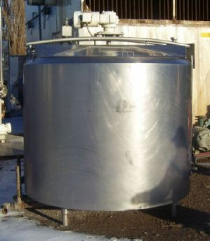 Others 700 Gallon Stainless Steel Processor
