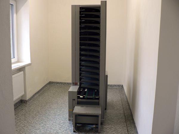 Horizon HAC 15 A, Collating machine