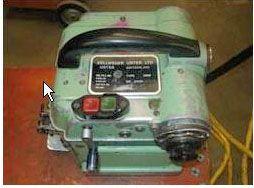 2 Uster UMM Tying machine